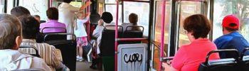 Нашла я рубль в автобусе