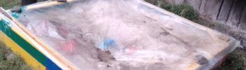 Нитки в песочнице