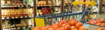 Тетя Соня в супермаркете