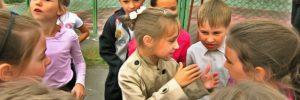 Случай в школьном дворе